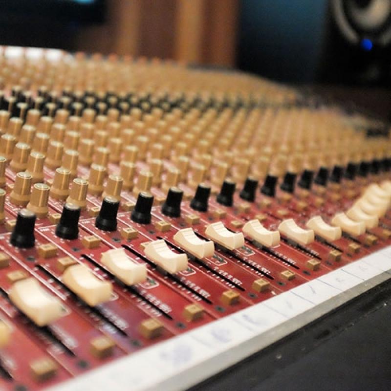 Empresa de Mixagem de áudio Saúde - Mixagem de Músicas