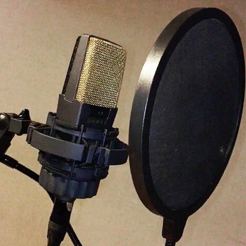 Empresa Que Faz Locução Profissional Vila Santo Estéfano - Locução Rádio