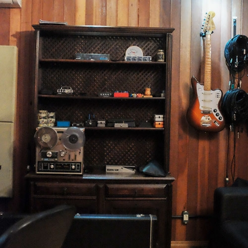 Endereço de Gravação de Música em Estúdio Jardim Santa Helena - Estúdio de Gravação de Música