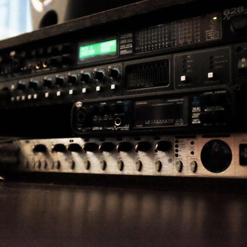 Estúdios de Gravações de áudio Ibirapuera - Estúdio de Gravação Gospel