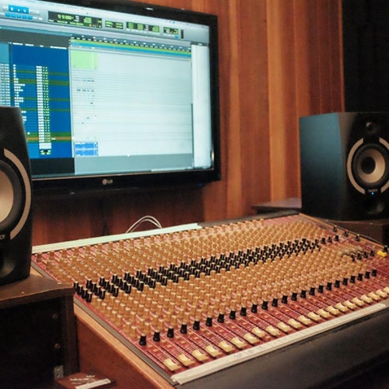 Mixagem de Voz Centro - Mixagem Studio