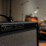 gravação de música em estúdio