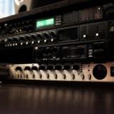 Gravação de áudio