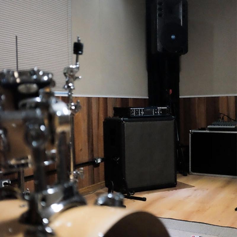 Valor de Estúdio Ensaio de Musicas Sé - Estúdio de Gravação Ensaio
