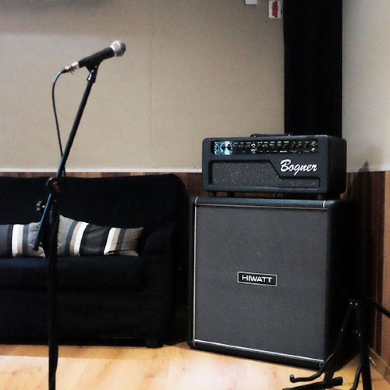 Valor de Estúdio para Ensaio Musical Vila Santo Estéfano - Estúdio Ensaios Gravações